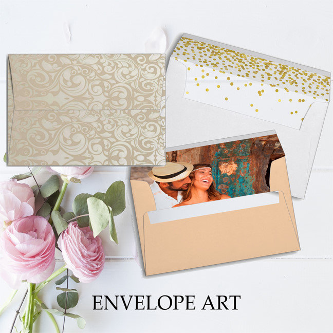 Artful Envelopes