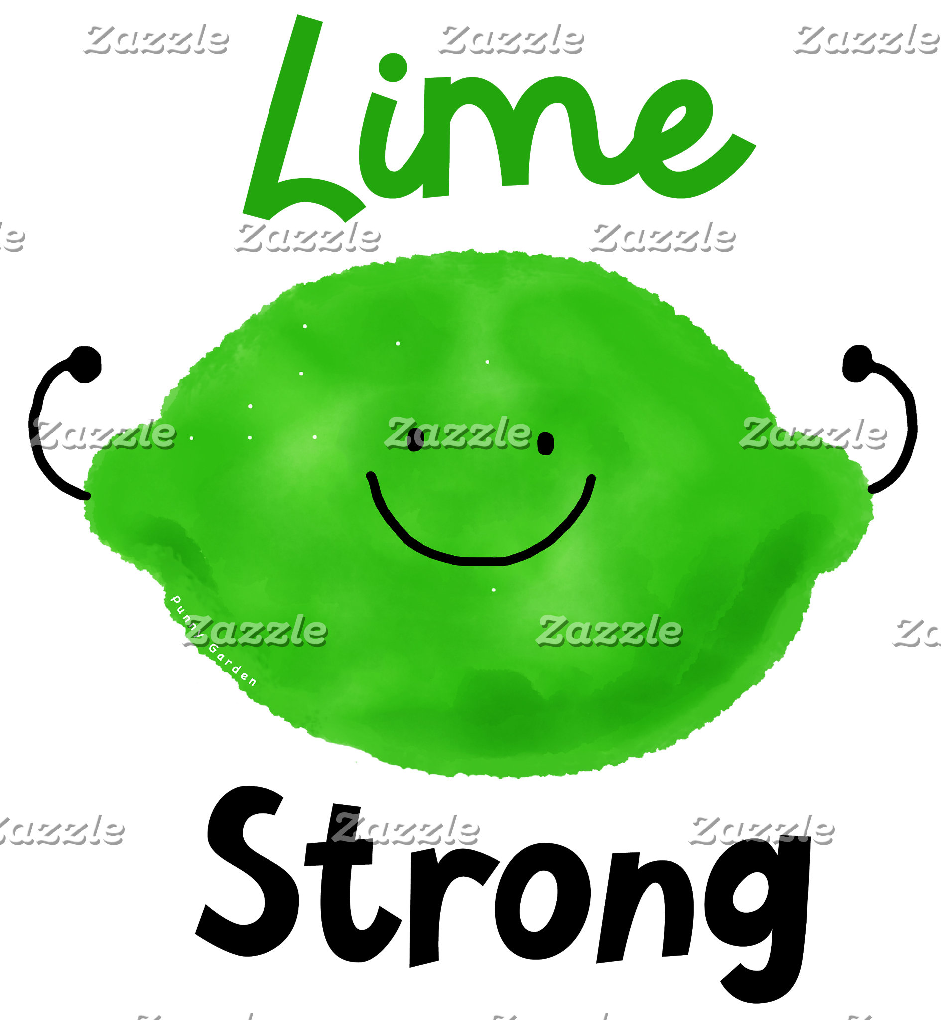 Lime Strong