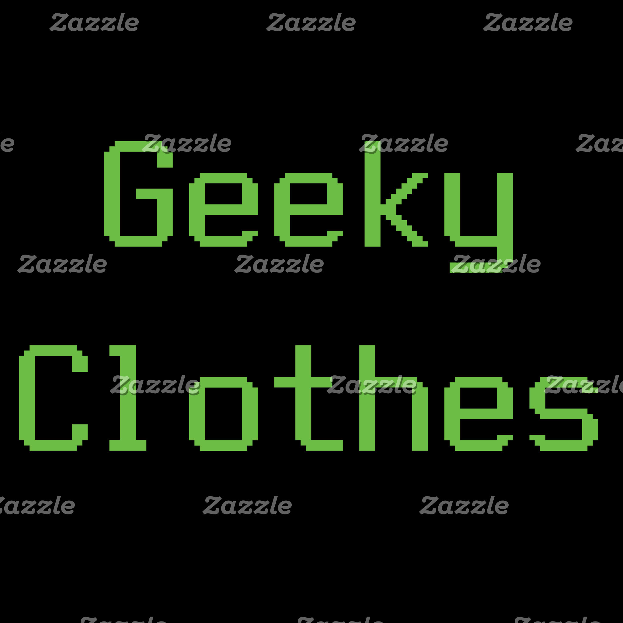 Geeky Clothes
