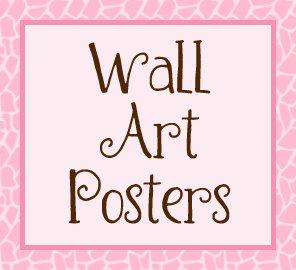 Nursery Art Posters/Prints