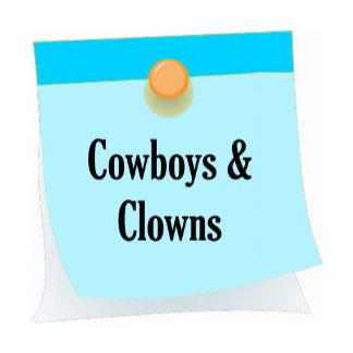 Cowboys & Clowns