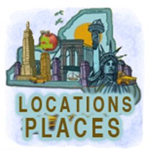 Places, Regional