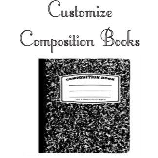 ❤ Composition Notebook