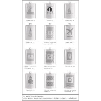 Flachmann / Flask