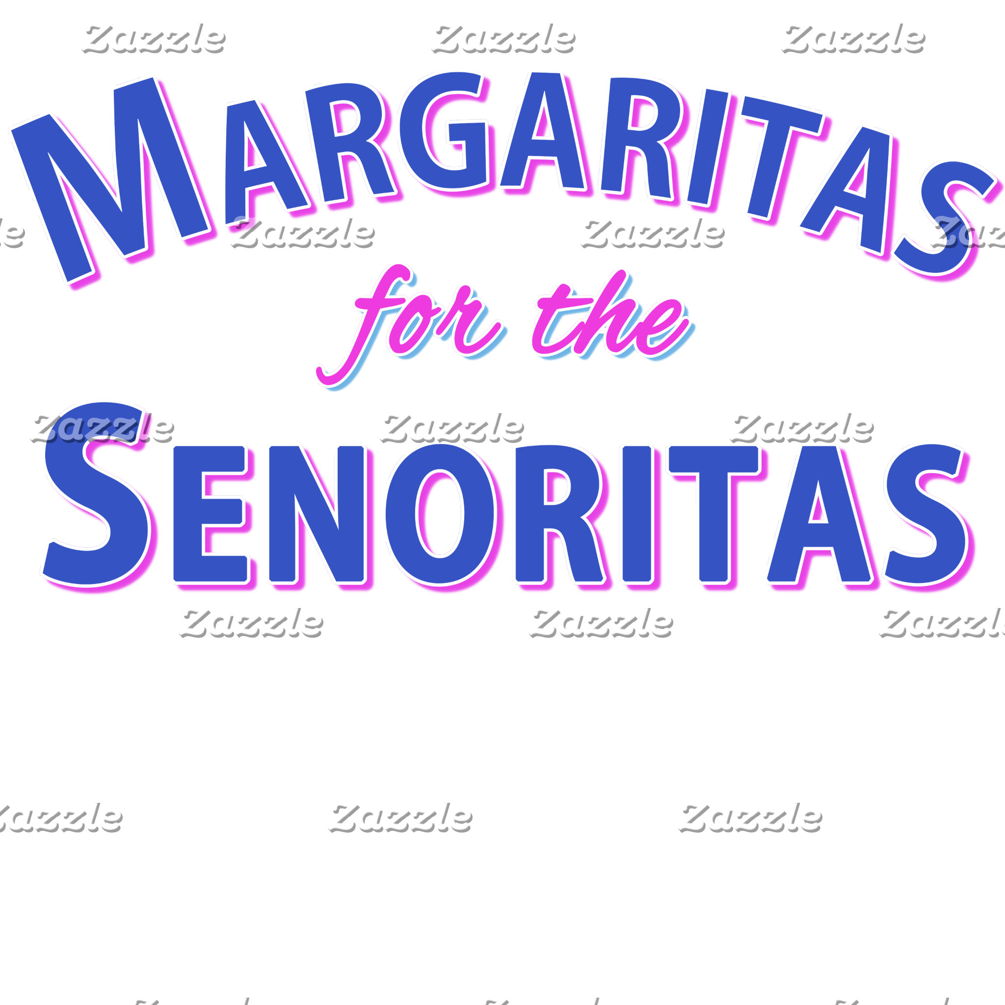 Margaritas For The Senoritas