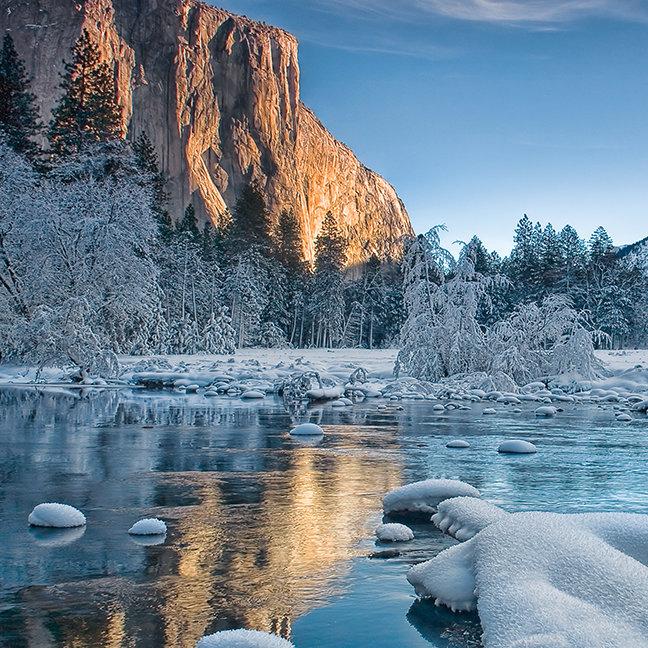 Gates in Yosemite