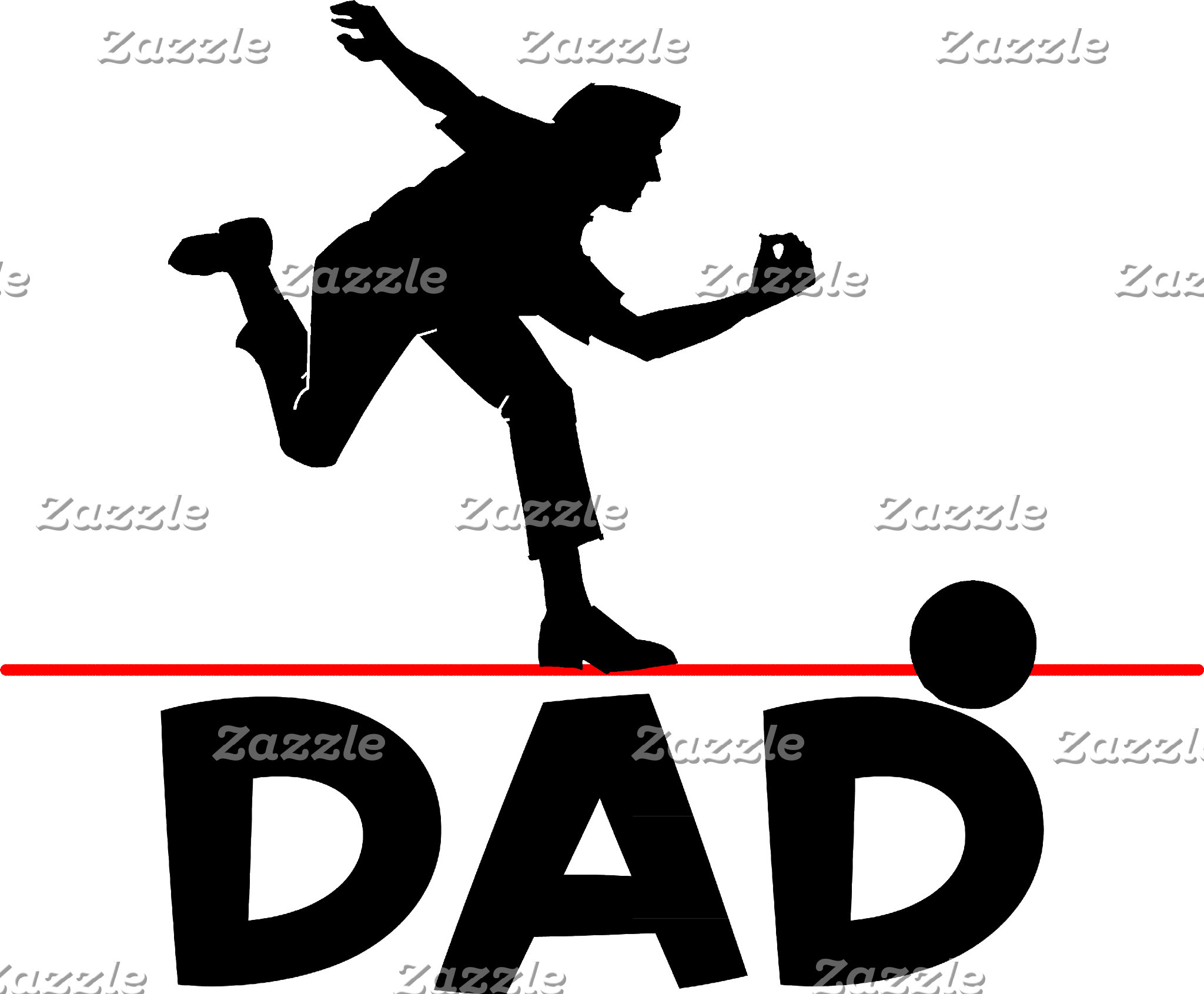 Bowling Dad T-Shirt Gifts