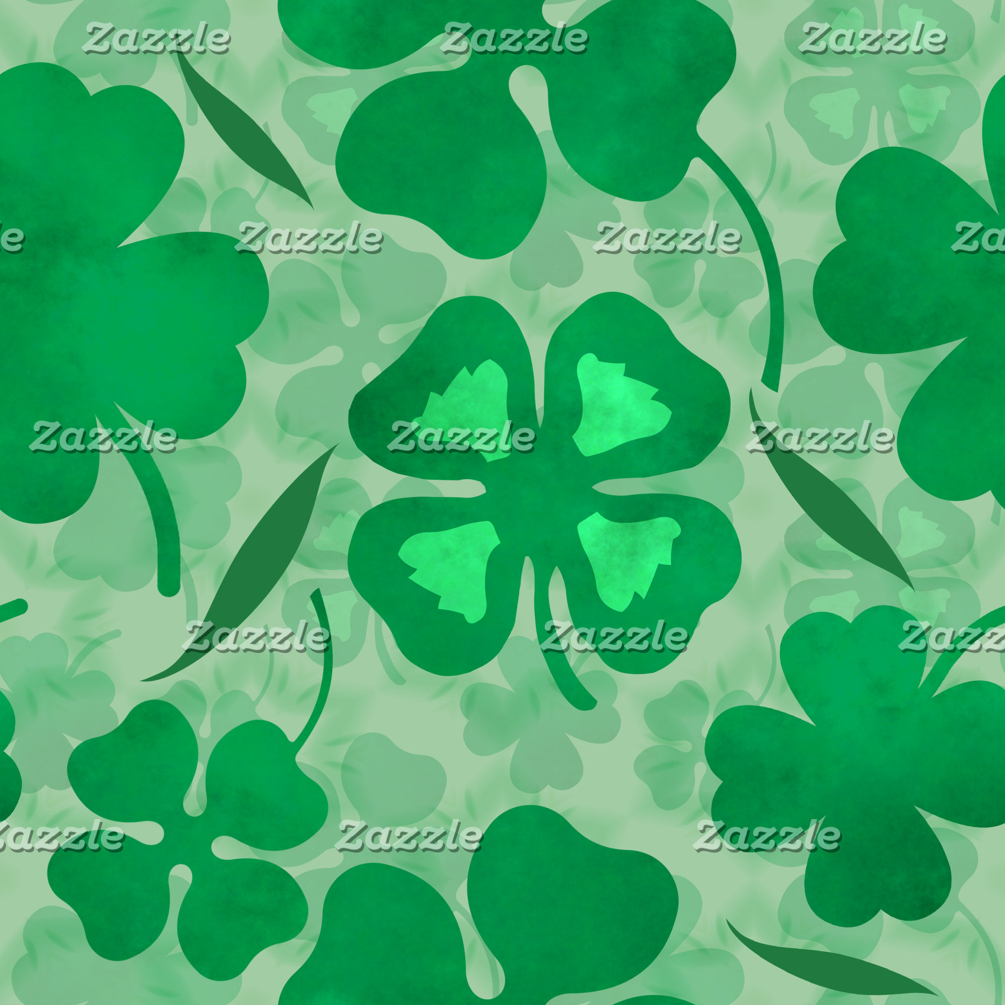 Field of Clovers