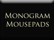 Monogram - Mousepads