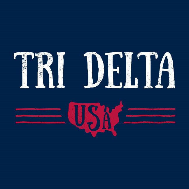 Tri Delta USA