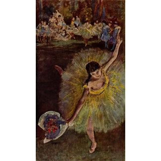 Edgar Degas | Fin d'Arabesque