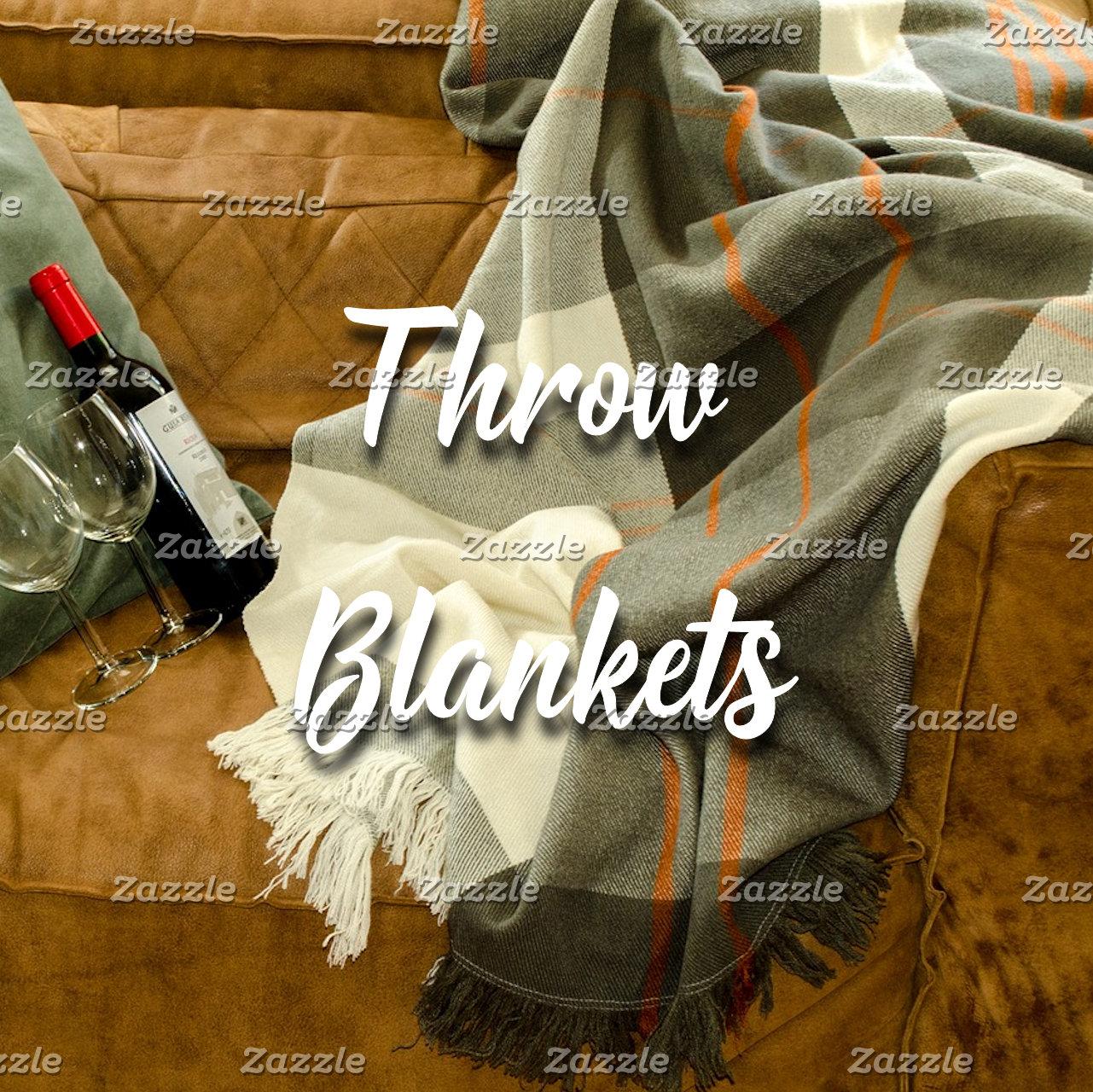 Bedding~Throw Blankets