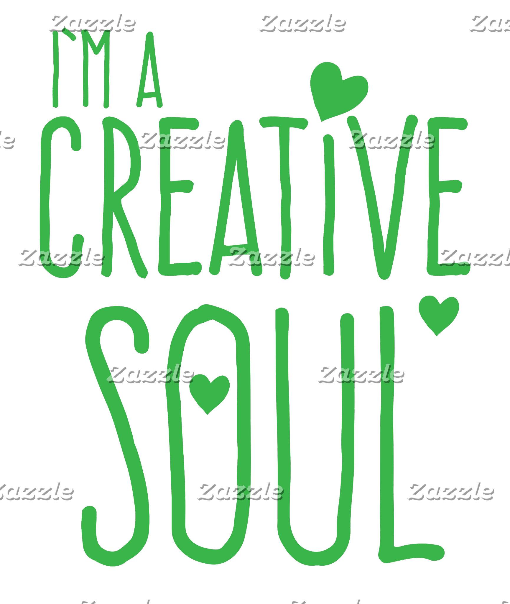 I'm a Creative Soul