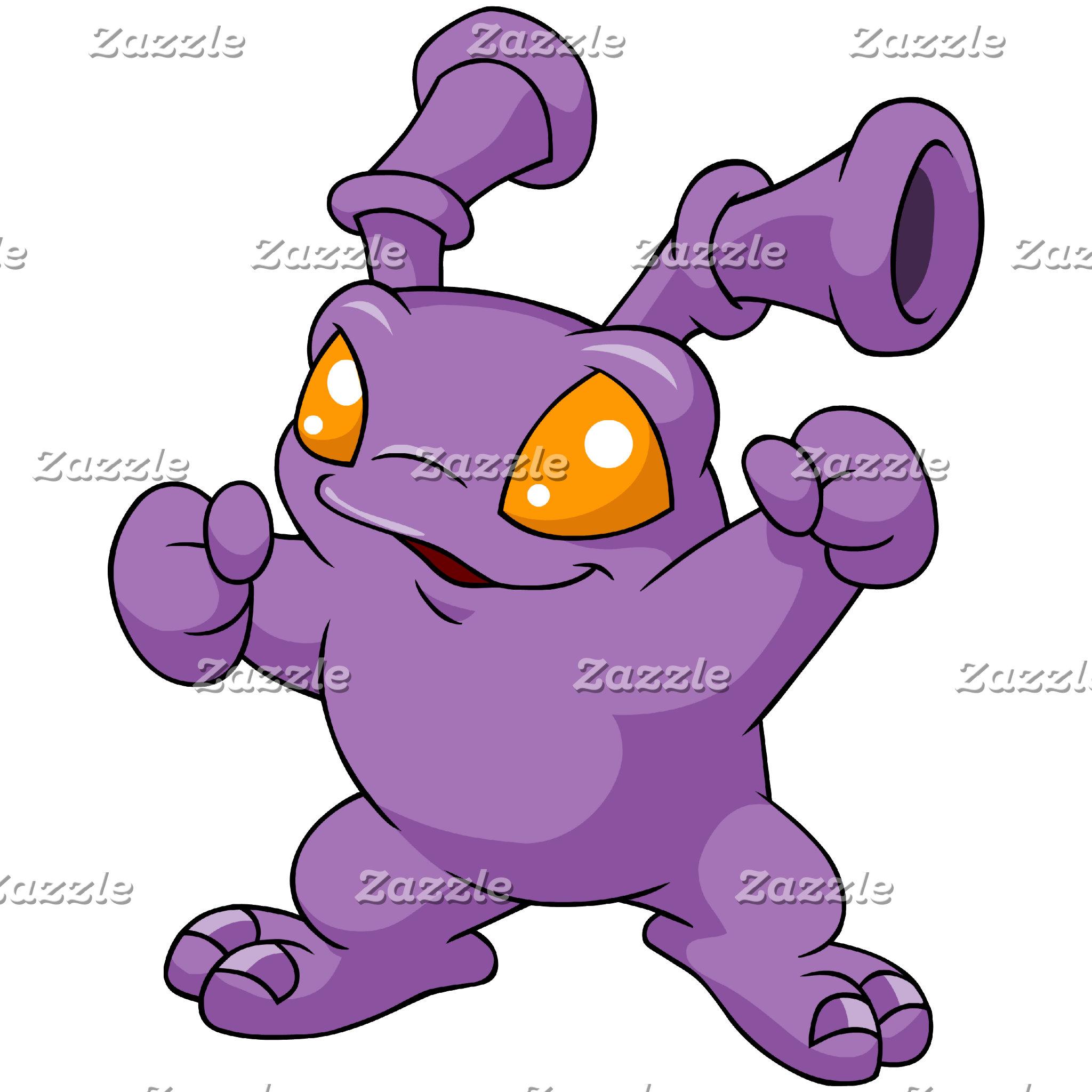 Grundo Purple