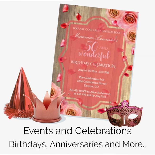 Events and Celebrations