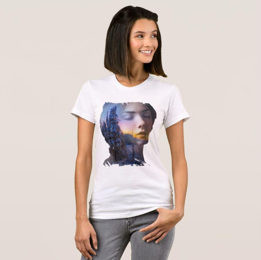 !PERSONALIZED T Shirt Women