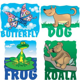 Kid Friendly Animals