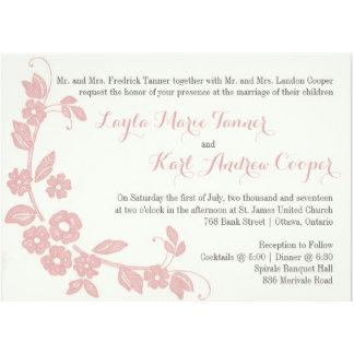 Lace Floral Collection (Multiple Colors)