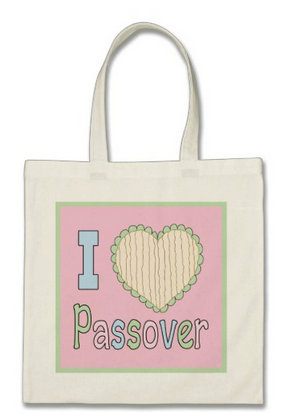 Passover Tote Bags