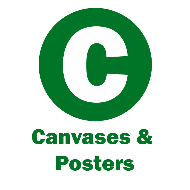 Canvases & Posters