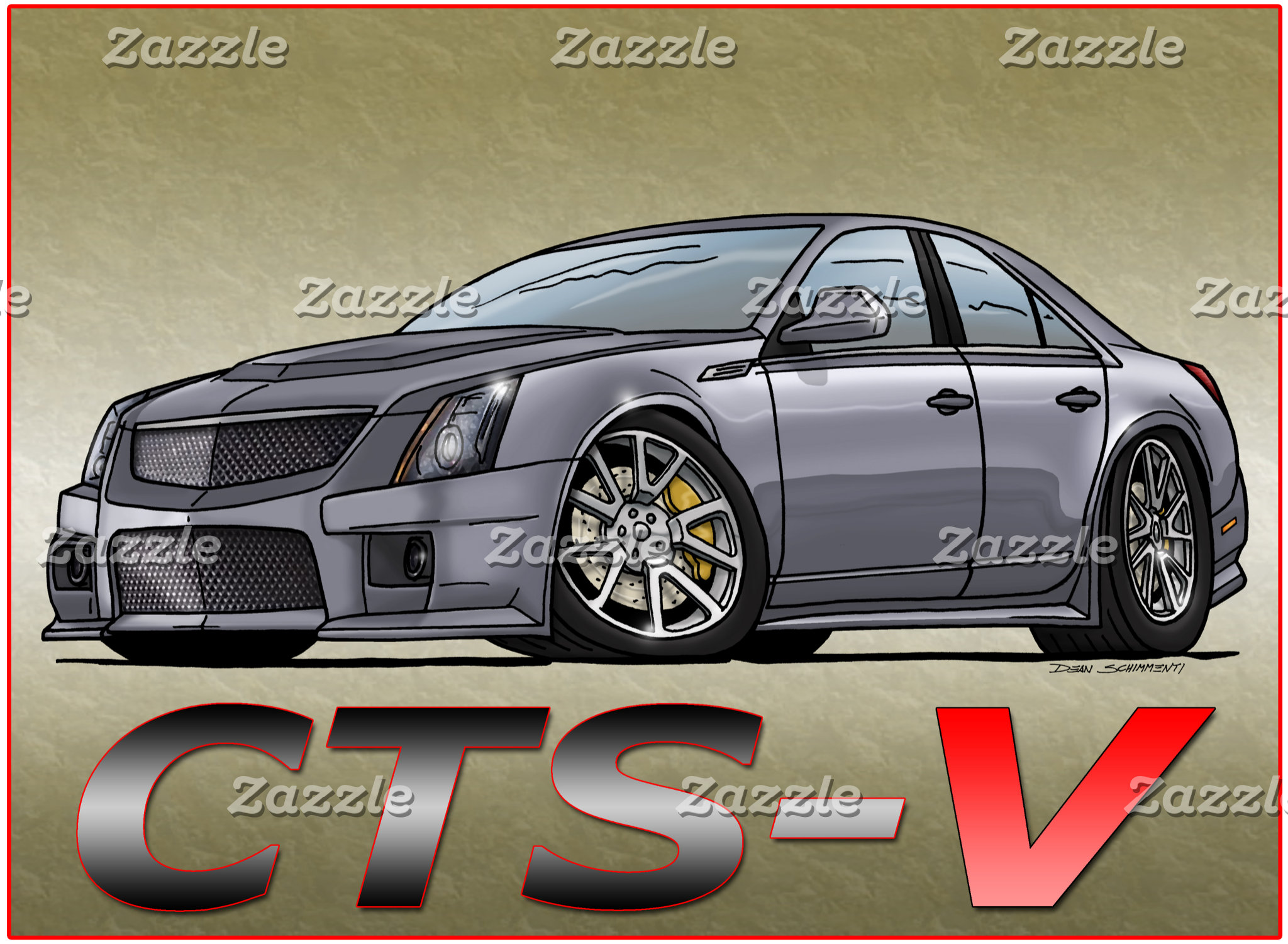 Cadillac CTS-V Sport Sedan