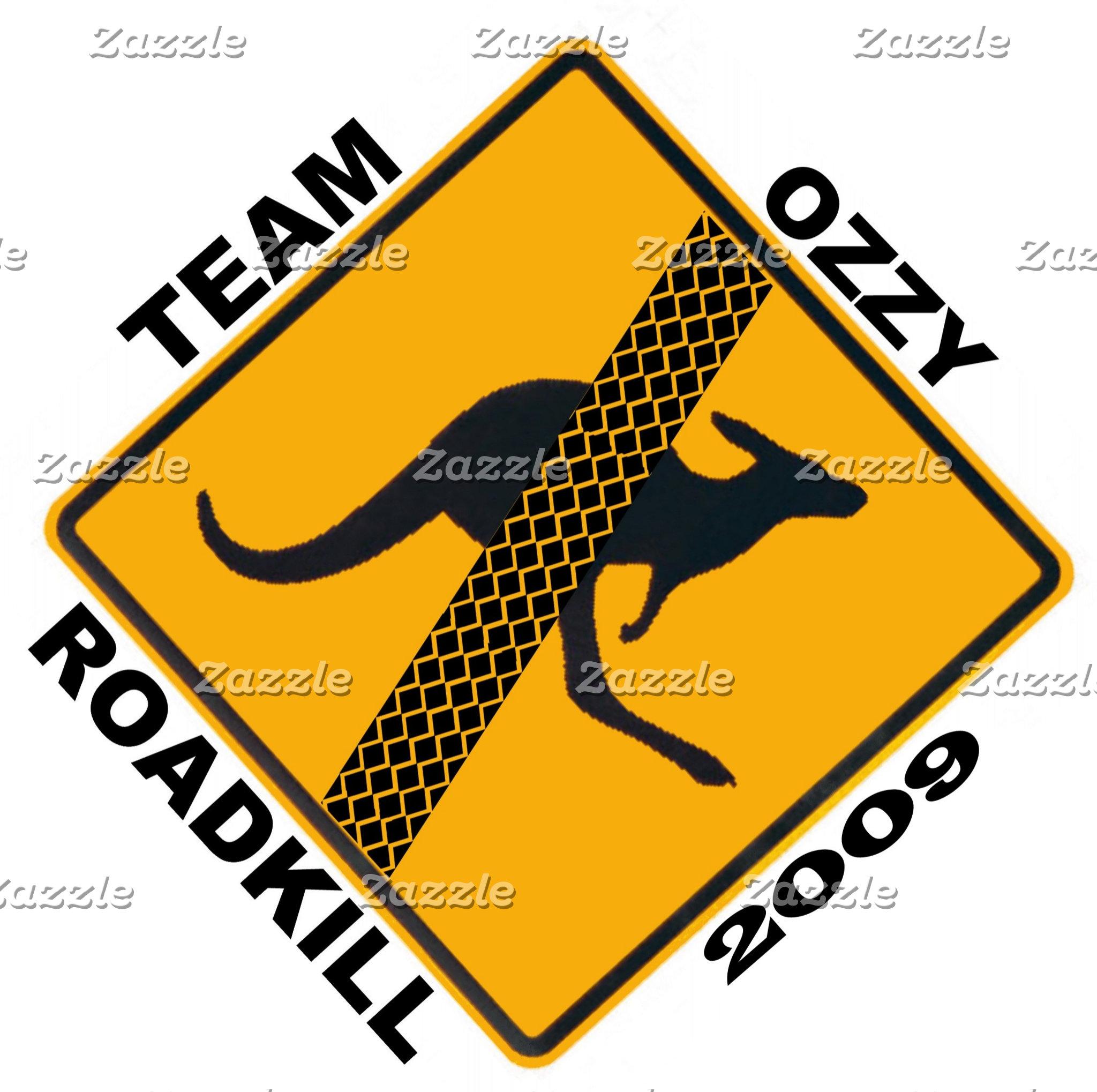 Team Ozzy Roadkill