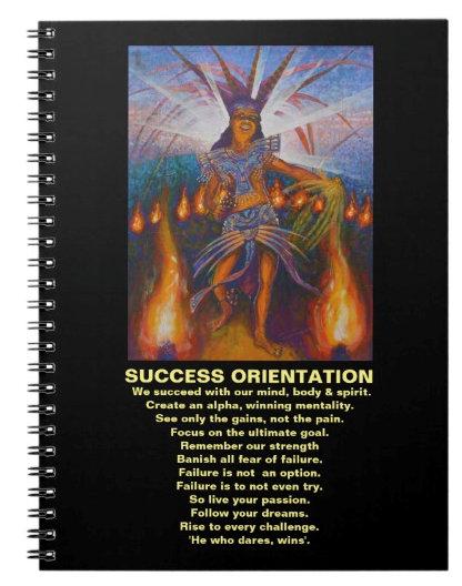 **Success orientation**
