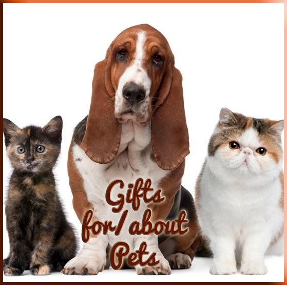 Gifts for Cats/Dogs