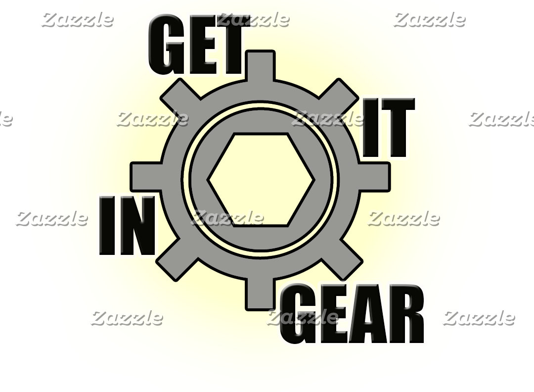 """""""Get it in Gear"""" Collections"""