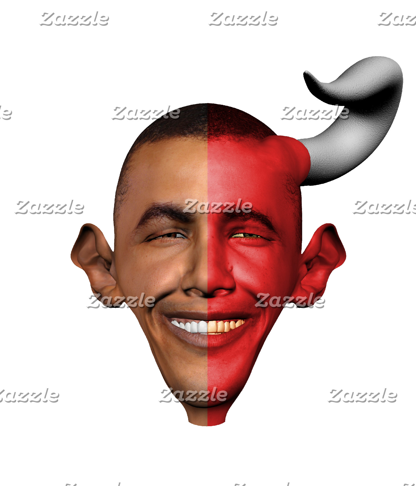 Barack Satan Obama