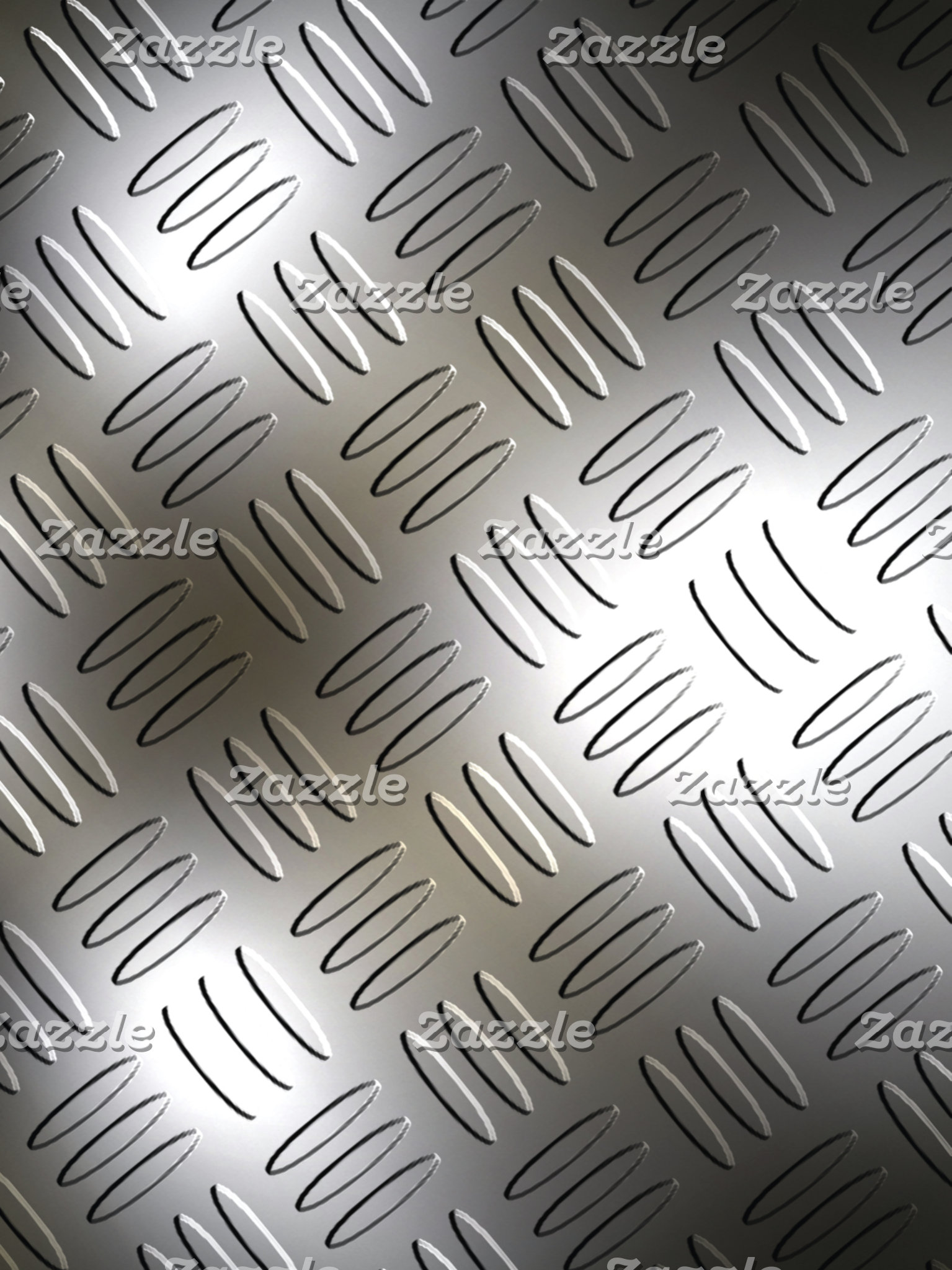 Metal Diamond Pattern
