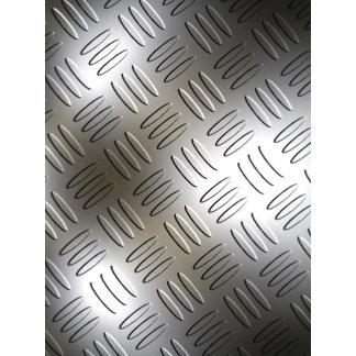 Metal Diamond Pattern
