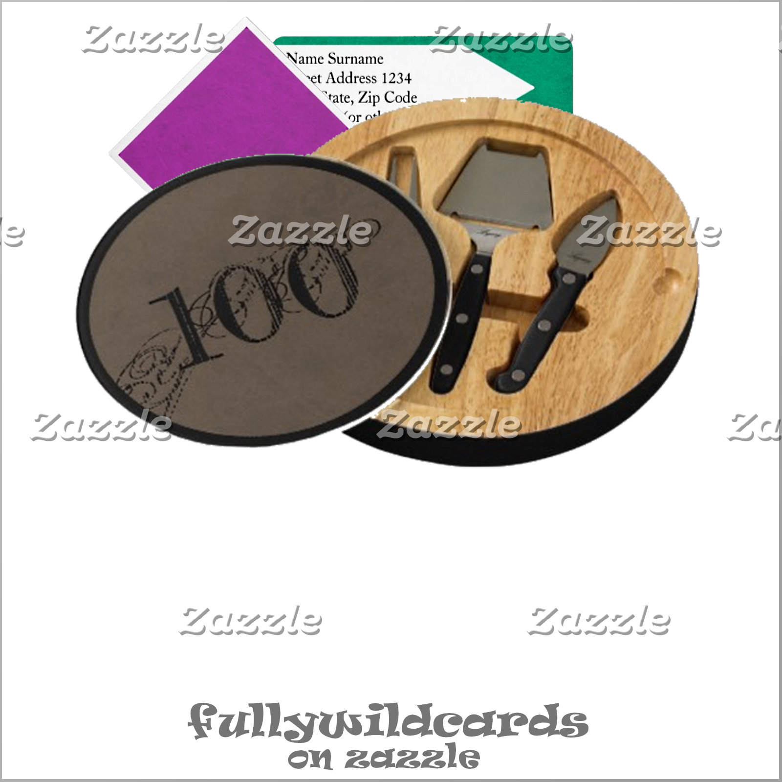 #Casino Party Supplies and Stickers, Deck Seals