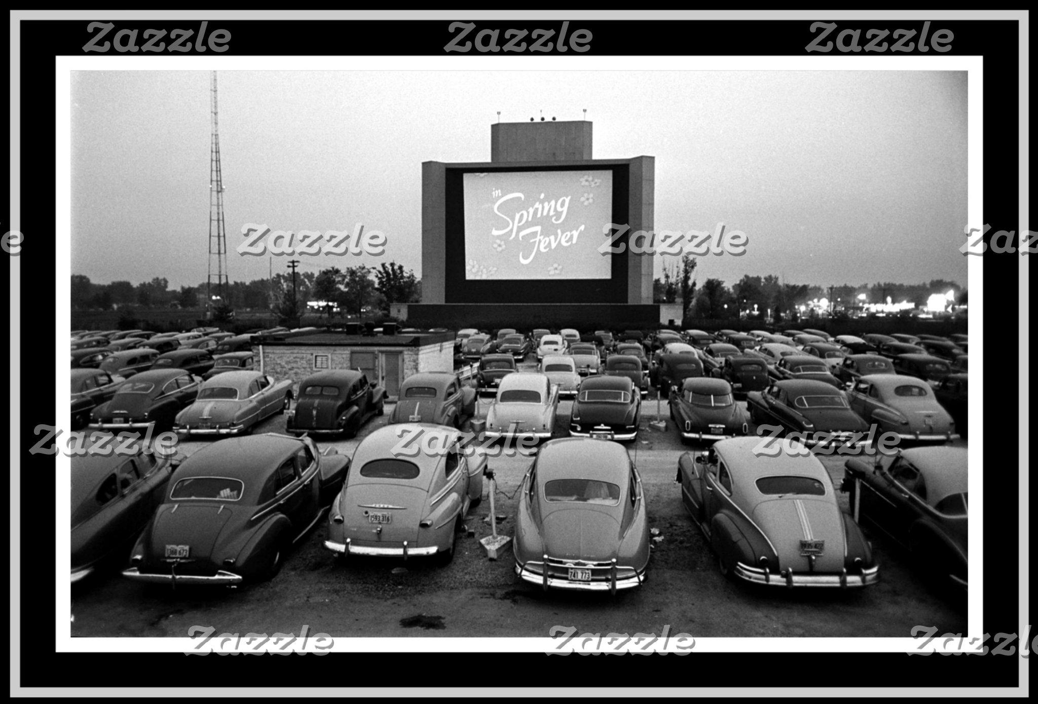 Vintage Black and White Photos