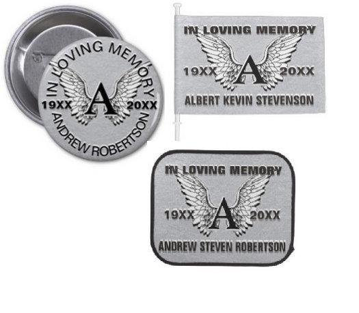 Silver Monogram Collection