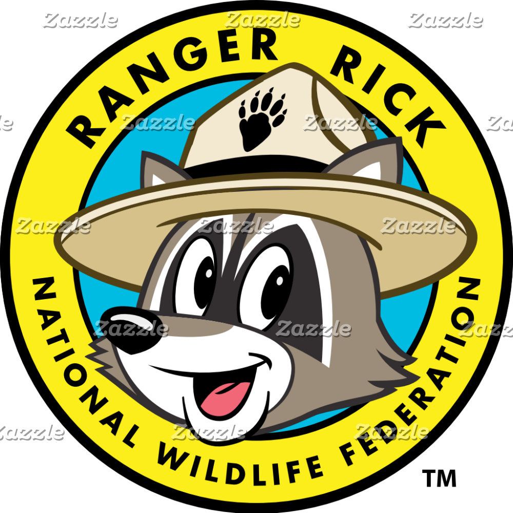 Ranger Rick Full Color Logo
