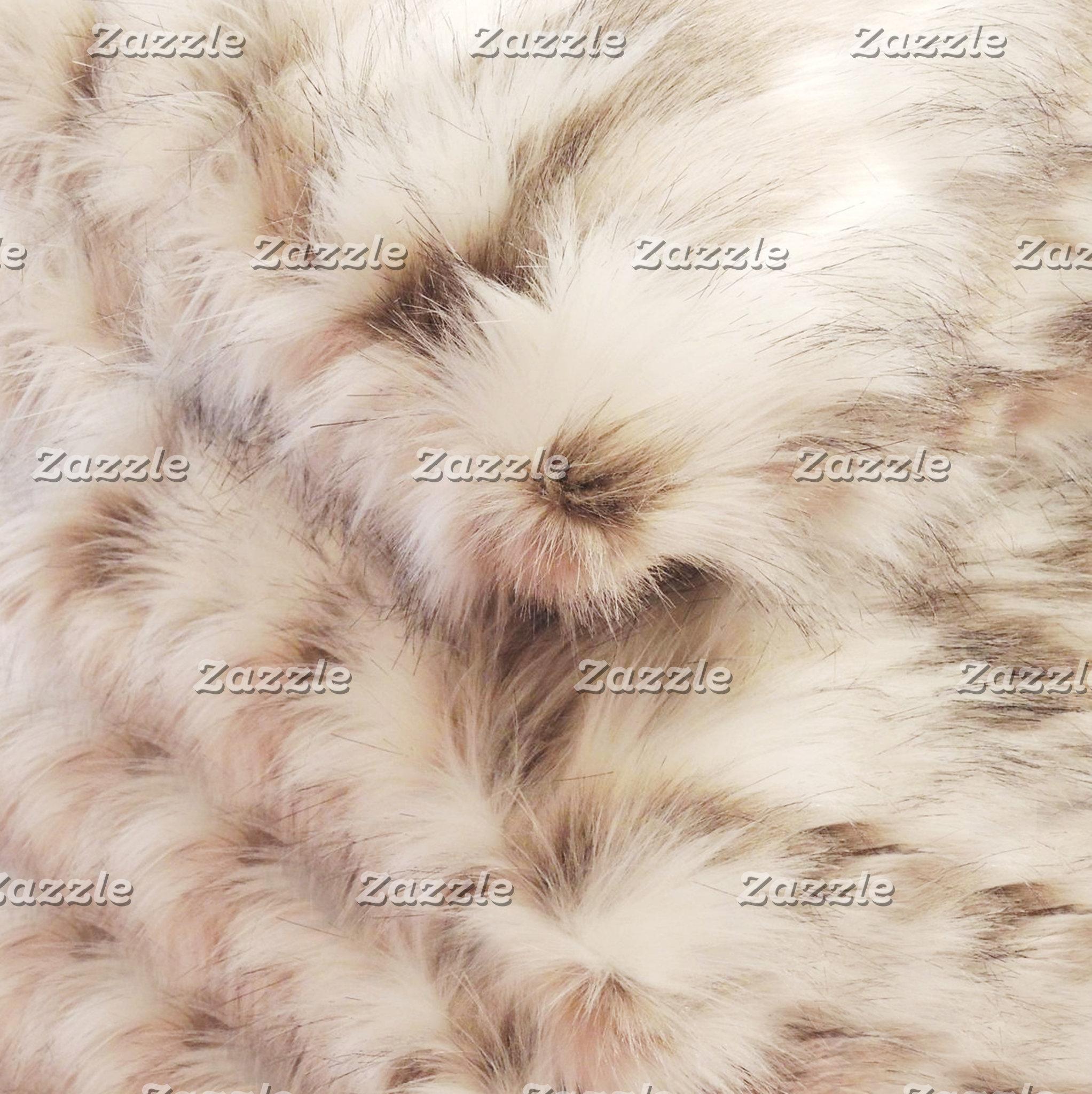*Faux Furs, Hides