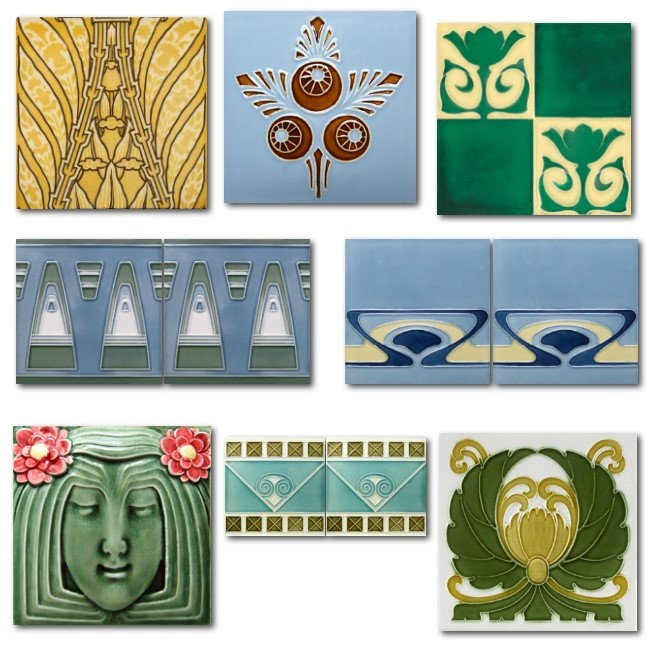 Art Deco Tile