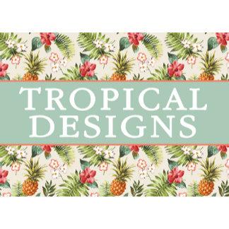 Tropical Designs