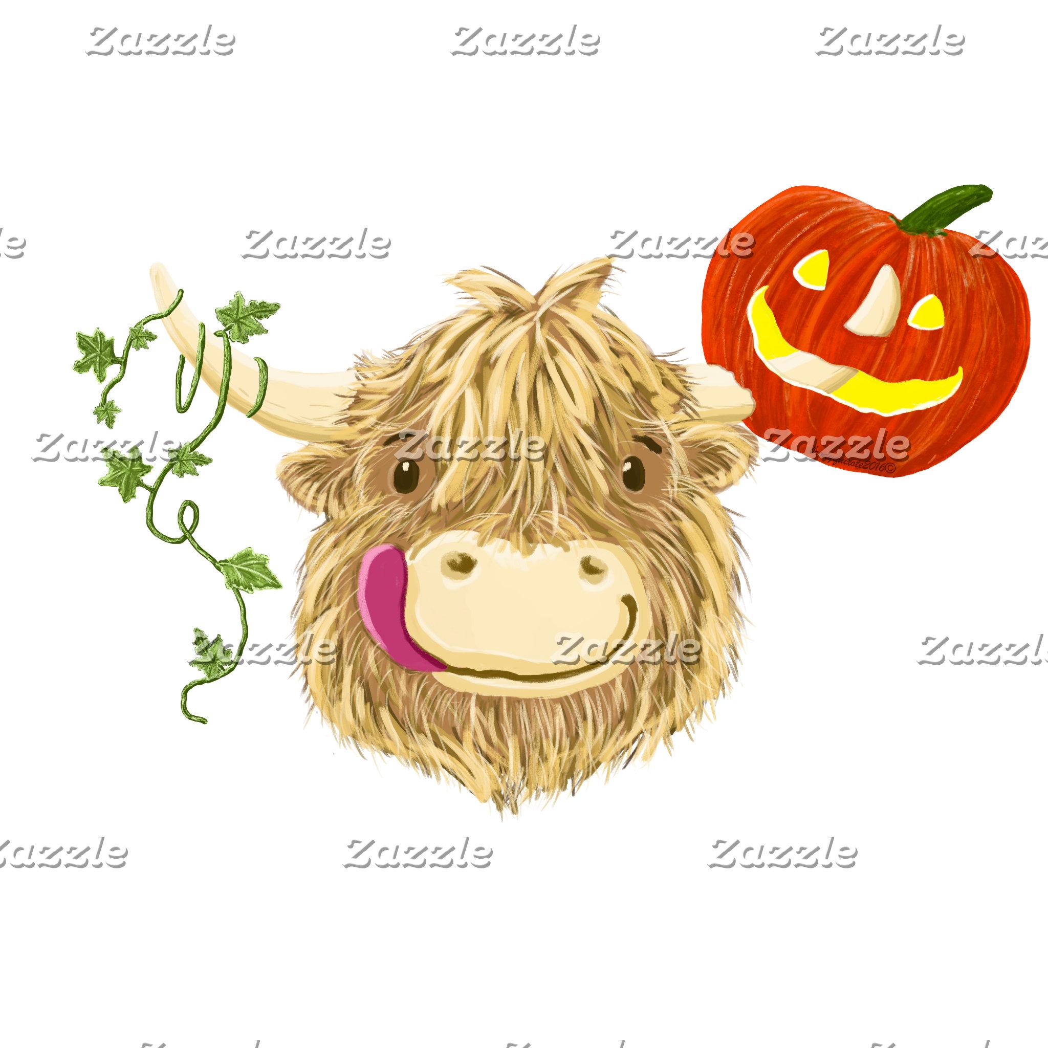 Wee Hamish Halloween