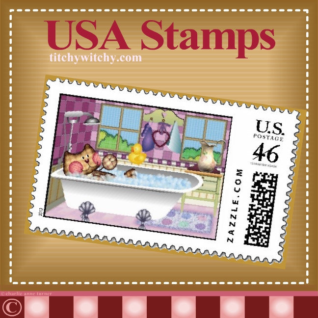 USA Stamps
