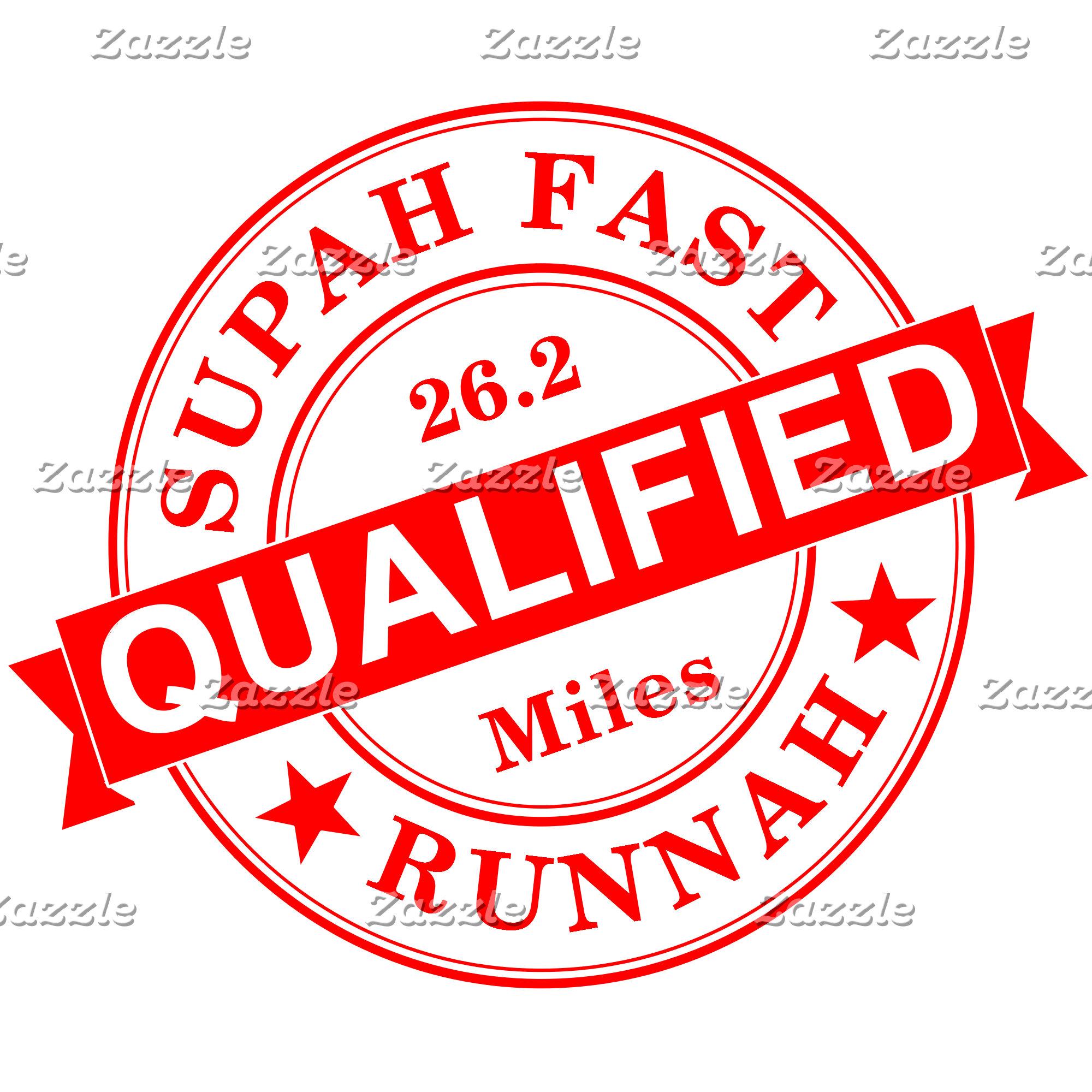 Qualified Super Fast Runner