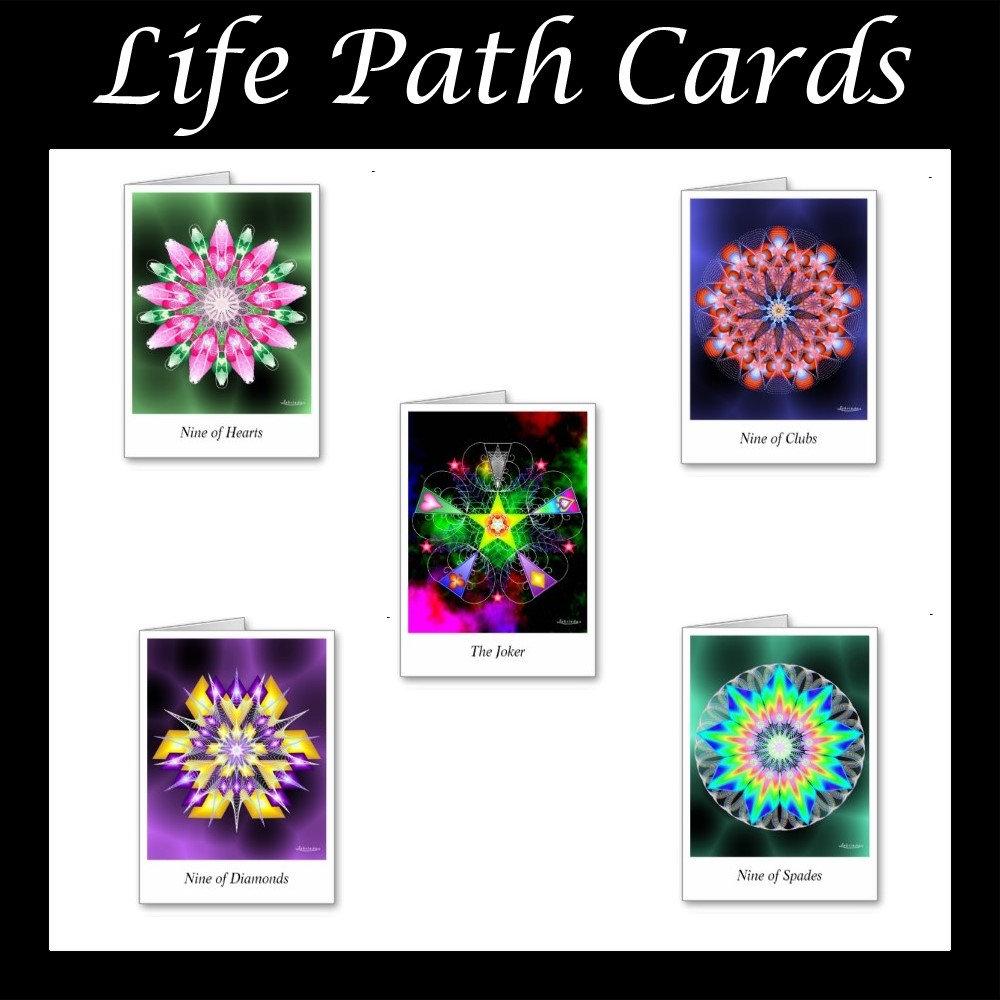 Life Path Cards