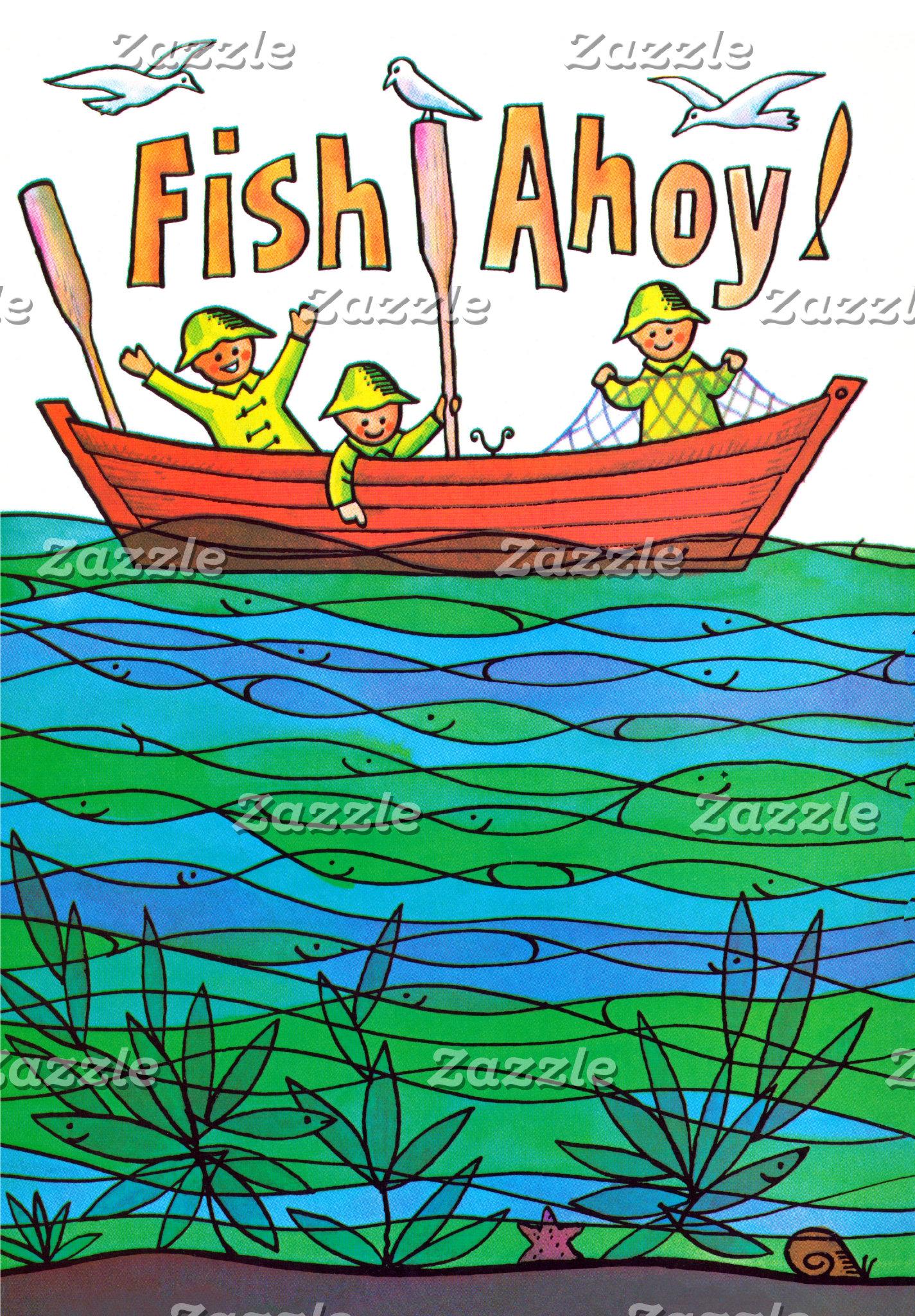 Fish Ahoy!