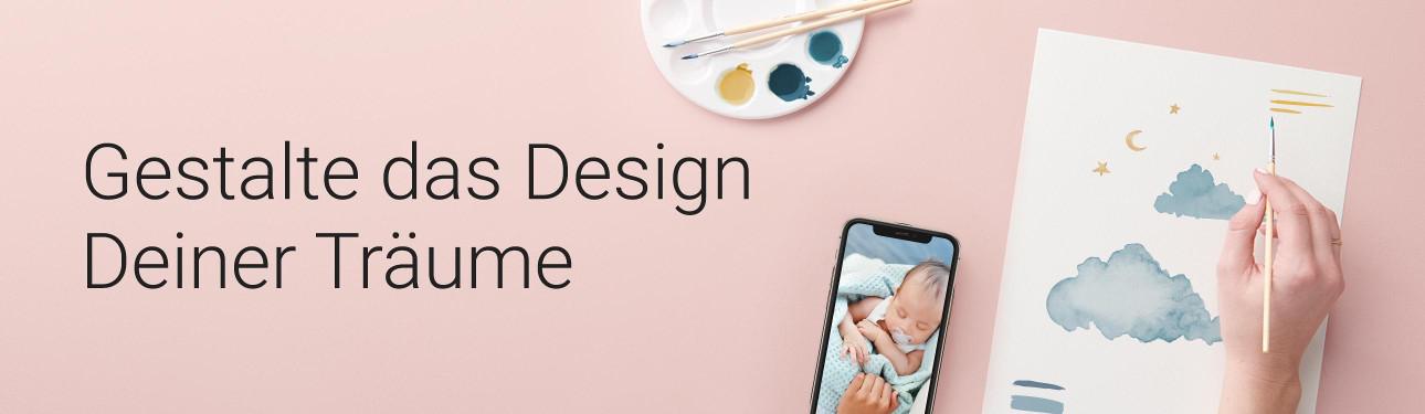 Das Design deiner Träume