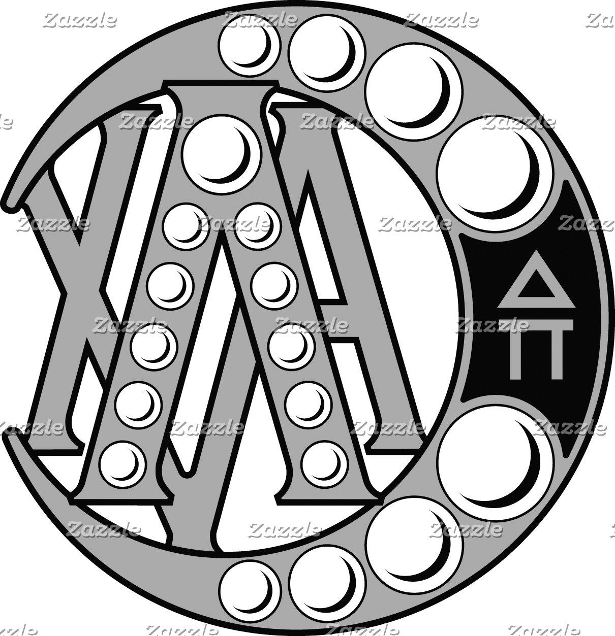 LCA Badge Gray