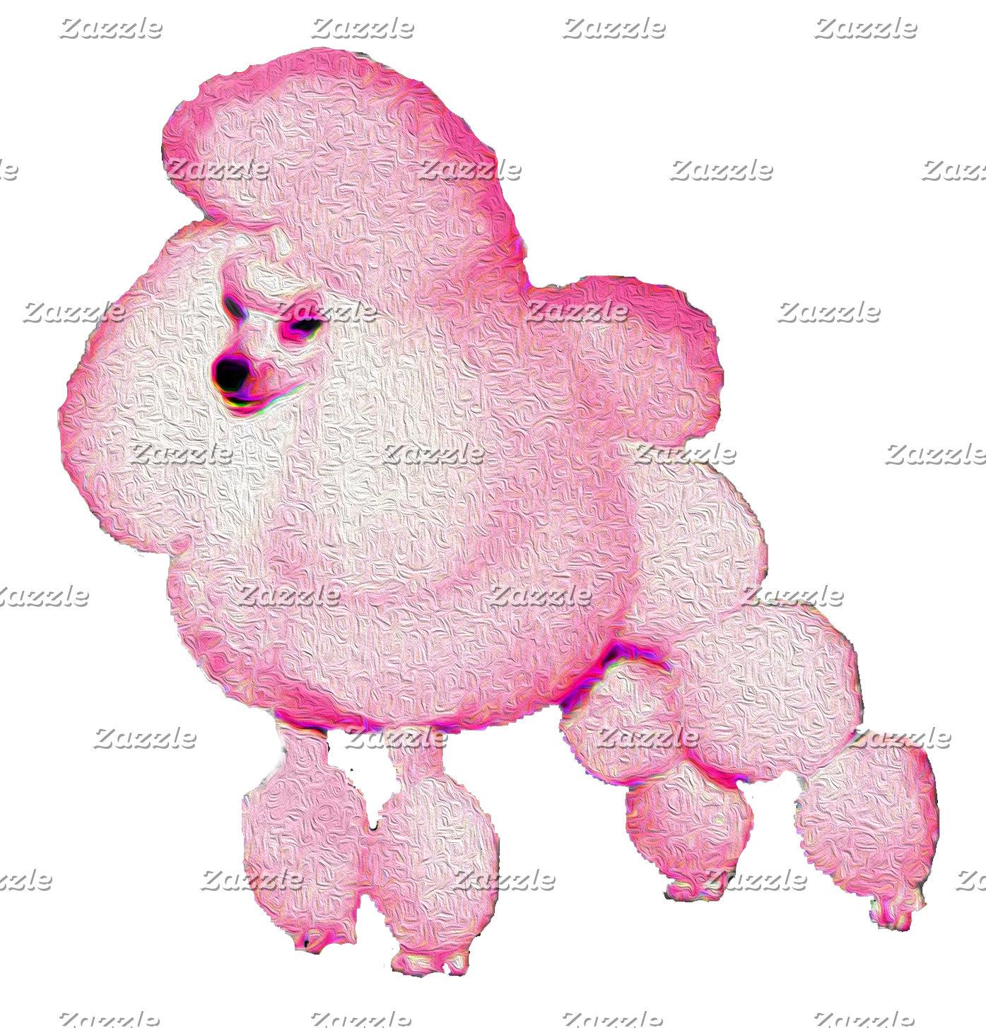 Retro Poodle Designs