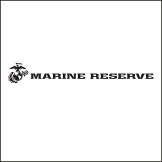 Marine Reserve Logos