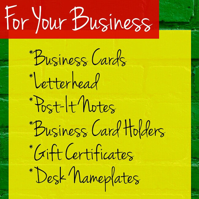 For Your Business