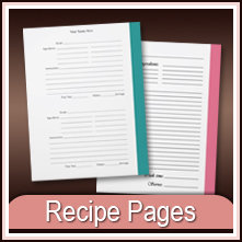 Recipe Pages